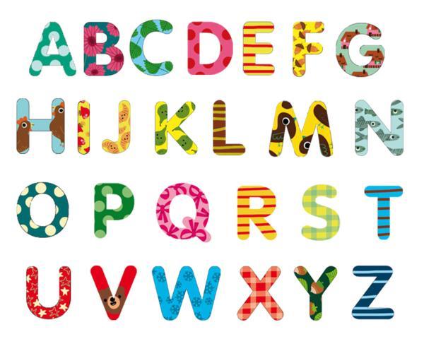 Livre les lettres majuscules collectif - Lettre alphabet majuscule ...