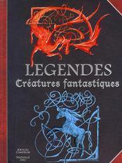 Légendes ; créatures fantastiques