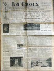 Croix (La) N°16275 du 08/03/1936