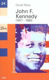 John F. Kennedy (1917-1963) - Intérieur - Format classique