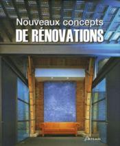 Nouveaux concepts de rénovation