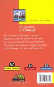 Les moutons de Panurge - Couverture - Format classique