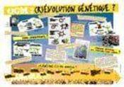 Ogm : (R) Evolution Genetique ?