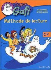 Lecture ; CP ; manuel de l'élève