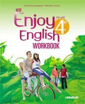Anglais ; 4ème ; A2/B1 ; workbook (édition 2014)