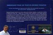 Le tour du monde de Thalassa en 365 jours - 4ème de couverture - Format classique