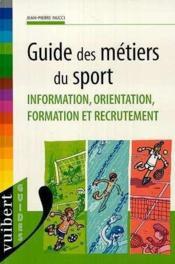 Guides des metiers du sport