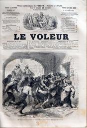 Voleur Illustre (Le) N°417 du 27/10/1864