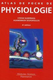 Atlas de poche de physiologie (4e édition)