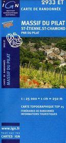 Massif du Pilat, St-Etienne, St-Chamond, PNR Du Plat ; 2933 ET