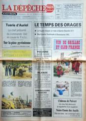 Depeche Du Midi Aveyron (La) N°12029 du 09/08/1981