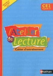 Français ; CE2 ; cahier d'entraînement (édition 2010)