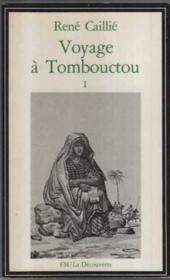 Voyage A Tombouctou T.1
