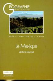 Le Mexique - Couverture - Format classique
