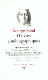 Oeuvres Autobiographiques T2 - Intérieur - Format classique