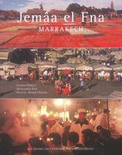 Jemaa el fna marrakech - Intérieur - Format classique
