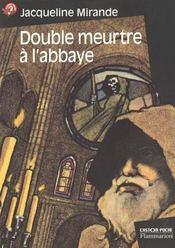 Double Meurtre A L'Abbaye - Intérieur - Format classique
