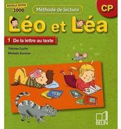 Léo et Léa ; méthode de lecture ; CP