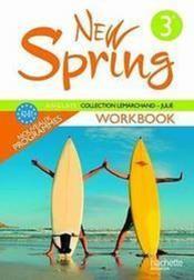 Anglais ; 3ème ; LV1 ; workbook (édition 2009)