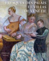 Fresques des palais et villas de Vénétie - Couverture - Format classique
