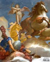 Fresques des palais et villas de Vénétie - 4ème de couverture - Format classique