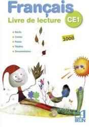Français ; livre de lecture ; CE1