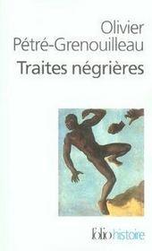 Les traites négrières - Intérieur - Format classique