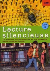 Lecture silencieuse ; CM1, série 2 ; pochette de l'élève