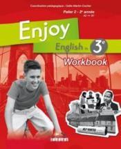 3ème ; palier 2 ; 2e année, A2/B1 ; workbook (édition 2009)