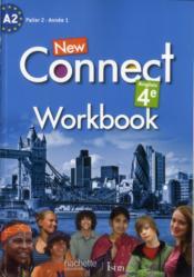 Anglais ; 4ème ; année 1 palier 2 ; workbook