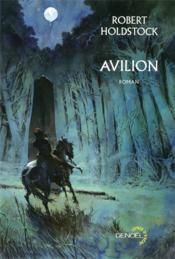 Avilion - Couverture - Format classique