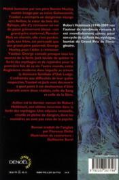 Avilion - 4ème de couverture - Format classique