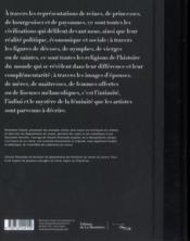 Belles du louvre - 4ème de couverture - Format classique