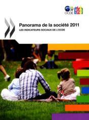 Panorama de la société 2011 ; les indicateurs sociaux de l'OCDE - Couverture - Format classique