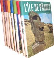 Les Grands Mystères de l'archéologie - Intégrale 8 volumes
