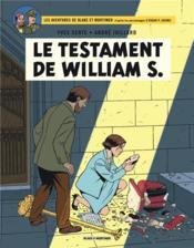 Le testament de William S.