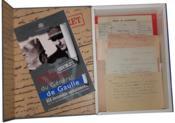 Messages et manuscrits du Général de Gaulle - Couverture - Format classique