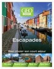 Geobook Escapades Autour Monde - Couverture - Format classique