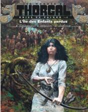 Les mondes de Thorgal - Kriss de Valnor t.6 ; l'île des enfants perdus
