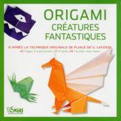Origami ; créature fantastiques