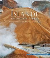 Islande, les hautes terres - Couverture - Format classique