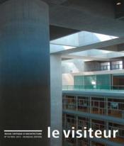 Revue Le Visiteur N.18 - Couverture - Format classique