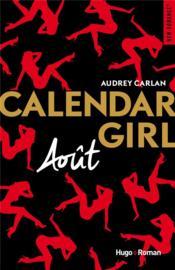 Calendar Girl ; août