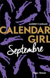 Calendar girl ; septembre - Couverture - Format classique