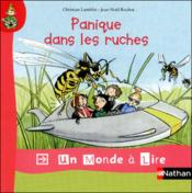 Panique dans les ruches