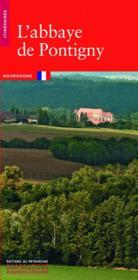 L'abbaye de Pontigny - Couverture - Format classique