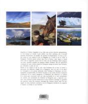 Patagonie ; le grand Sud - 4ème de couverture - Format classique