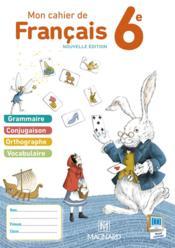 6ème ; livre de l'élève (édition 2015)