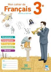 3ème ; livre de l'élève (édition 2015)
