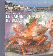 Le carnet de cuisine de Belle-Ile